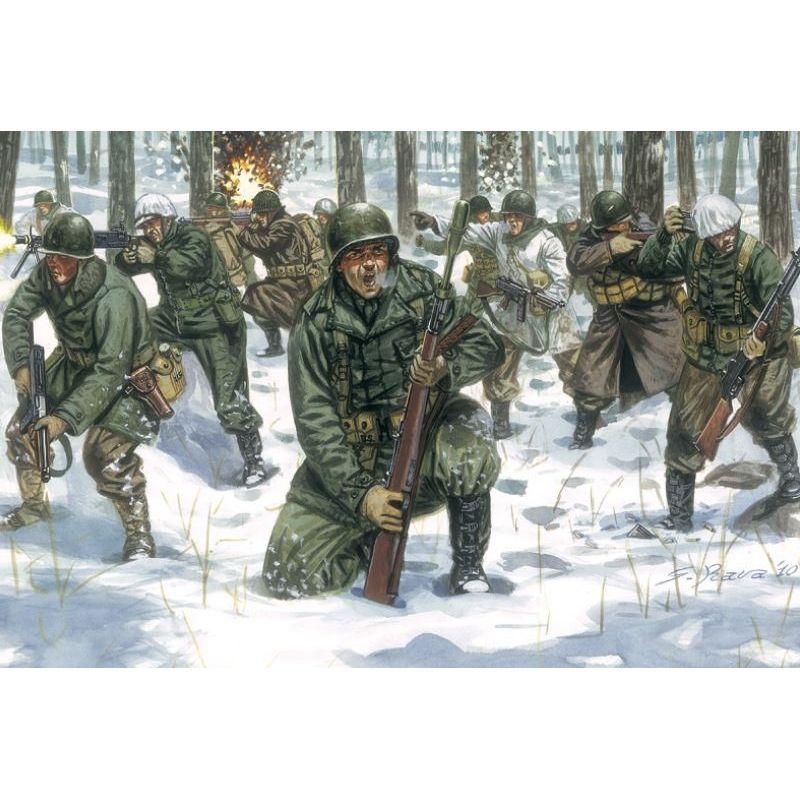 Italeri 6133 U.S.Infantry