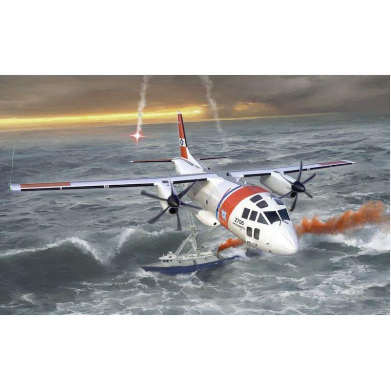 Italeri 1402 C-27J SPARTAN