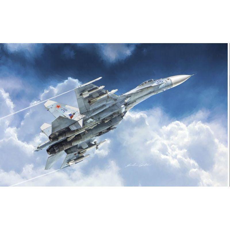 Italeri 1413 Su-27A Flanker