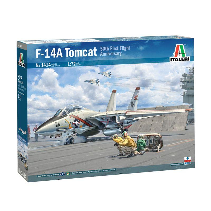 Italeri 1414 F-14A Tomcat