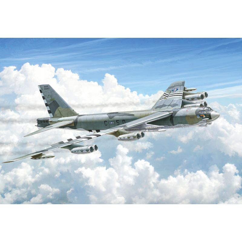Italeri 1442S B-52H