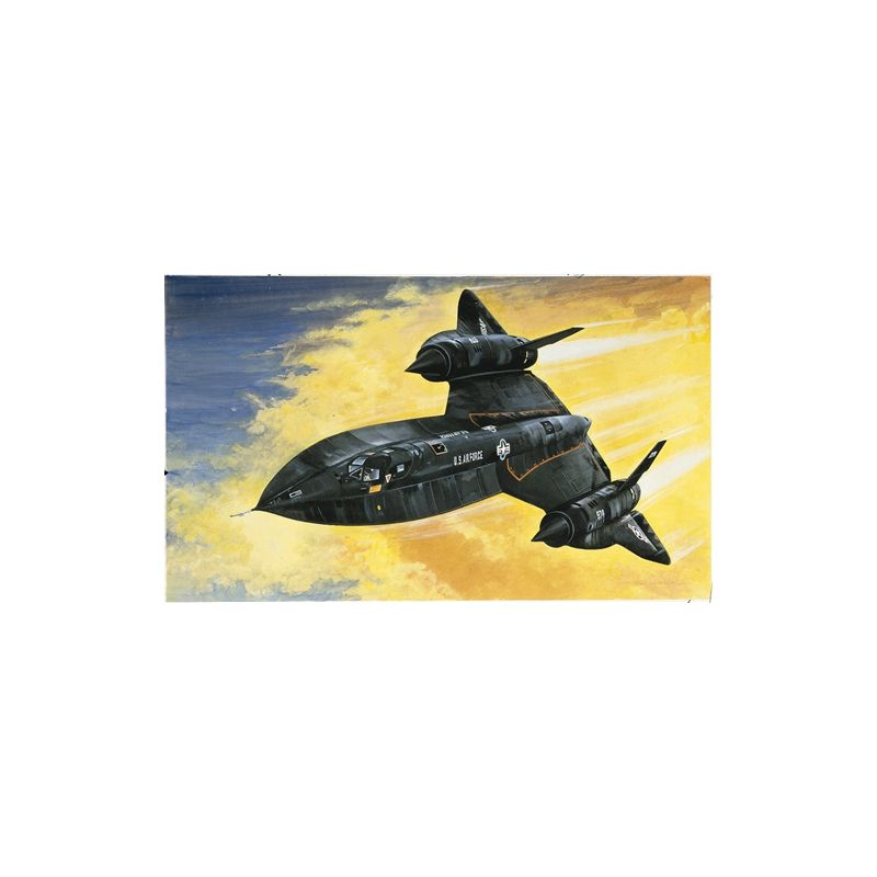 Italeri 145 BLACK BIRD SR-71