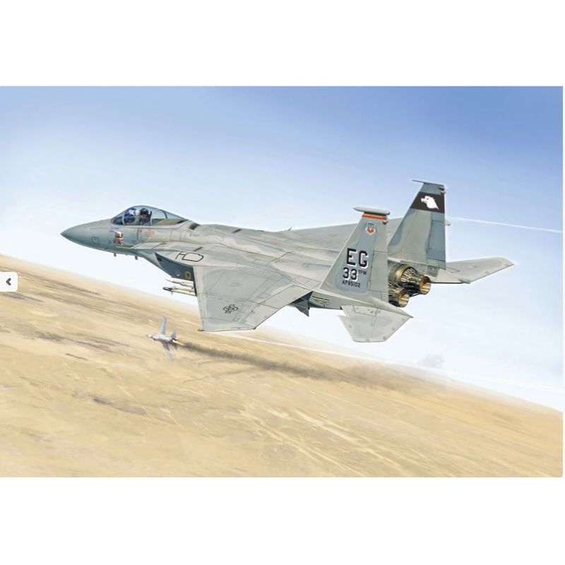 Italeri 2763 F-15C EAGLE GULF WAR
