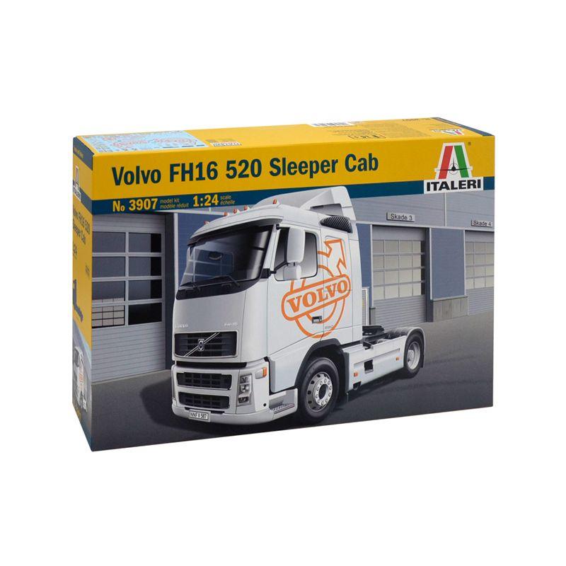 Italeri 3907 VOLVO FH16 520 SLEEPER CAB