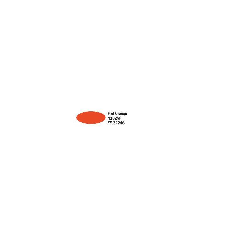 Italeri 4302AP matt narancs  akril makett festék
