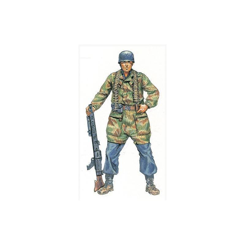 ITALERI 6045 German Paratroopers