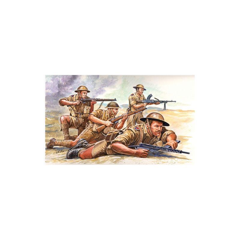 Italeri 6077S British 8th Army (WWII)