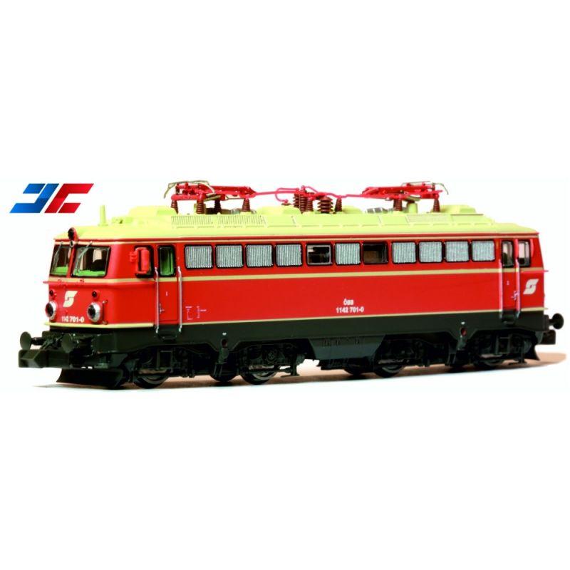 JC64030 N villanymozdony 1142.701 Pfl EpIV