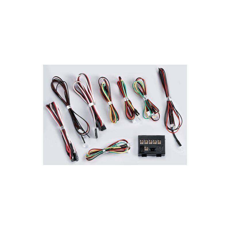 Killerbod LED light set 12 ledes 1/10 + vezérlő