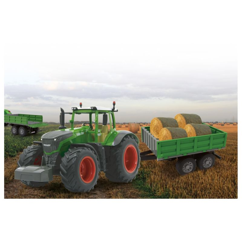 JAMARA 412412 Fendt 1050 traktorhoz utánfutó