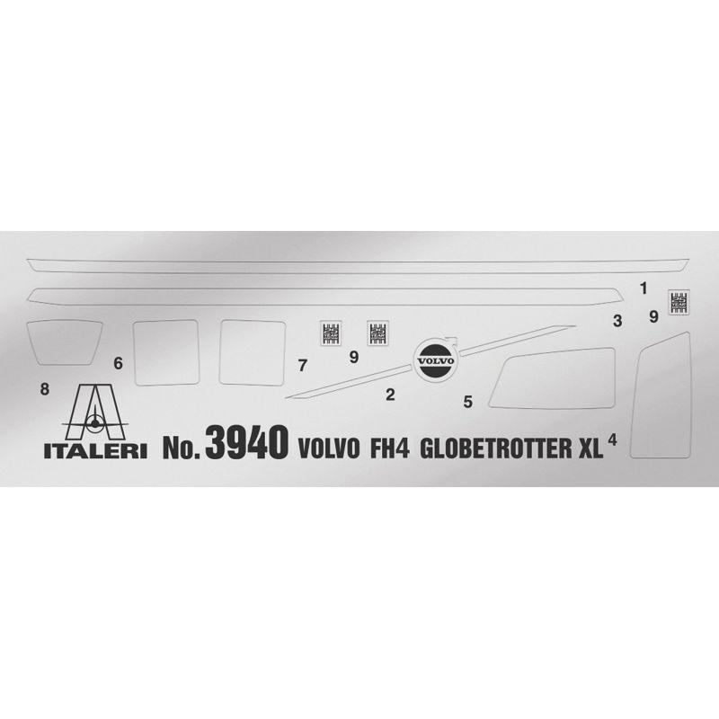 ITA 1:24 Volvo FH16 Globetrotter (2014)