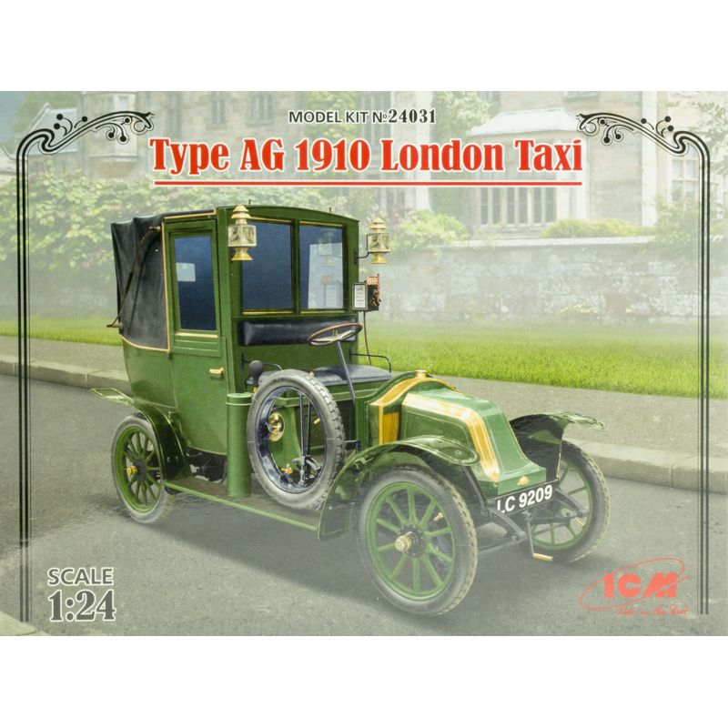 London Taxi 1910