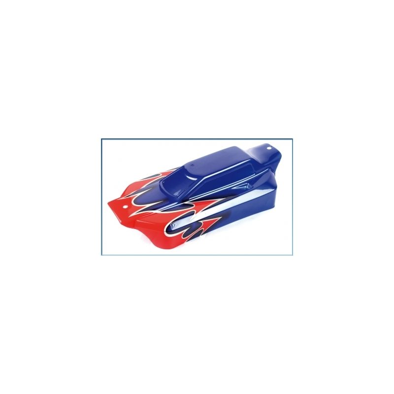 LRP 120945 Festett karosszéria S10 Blast BX
