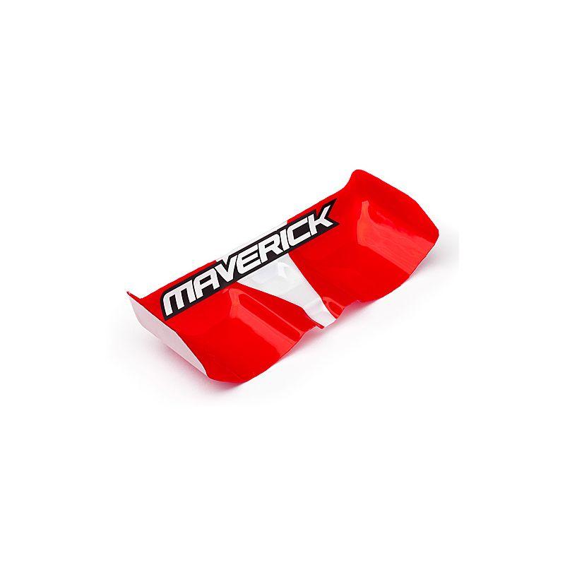 Maverick MV22706 Hátsó szárny piros Strada EVO S XB