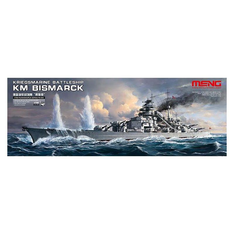 1/700 DKM Bismarck