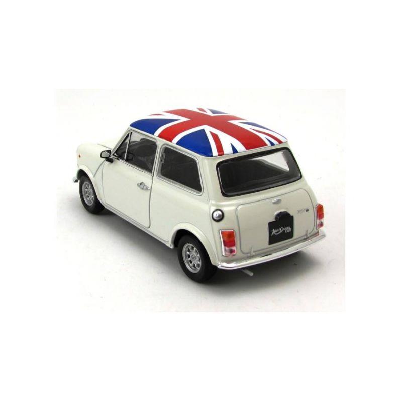 Welly 22496 Mini Cooper 1300, brit zászlóval