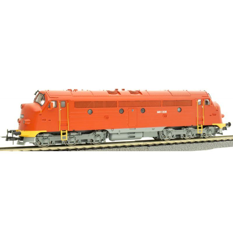 NMJ 91214 Dízelmozdony M61 008 NoHAB, MÁV IV, hangdekóderrel