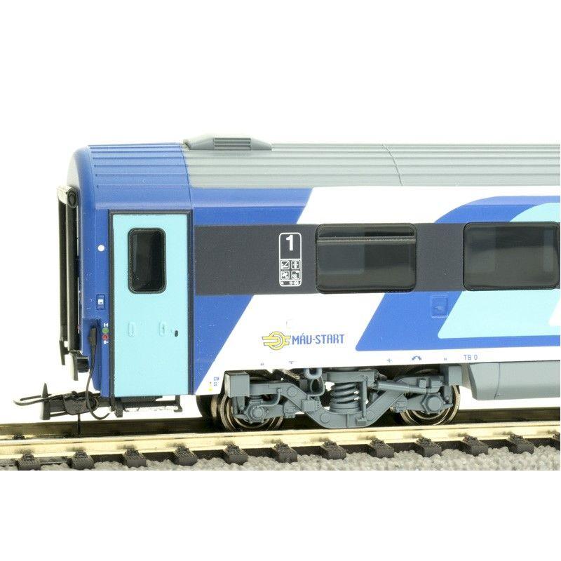 NMJ401103 Személykocsi 1.o. Apmz termes, 10-91 104-8, MÁV H-Start VI