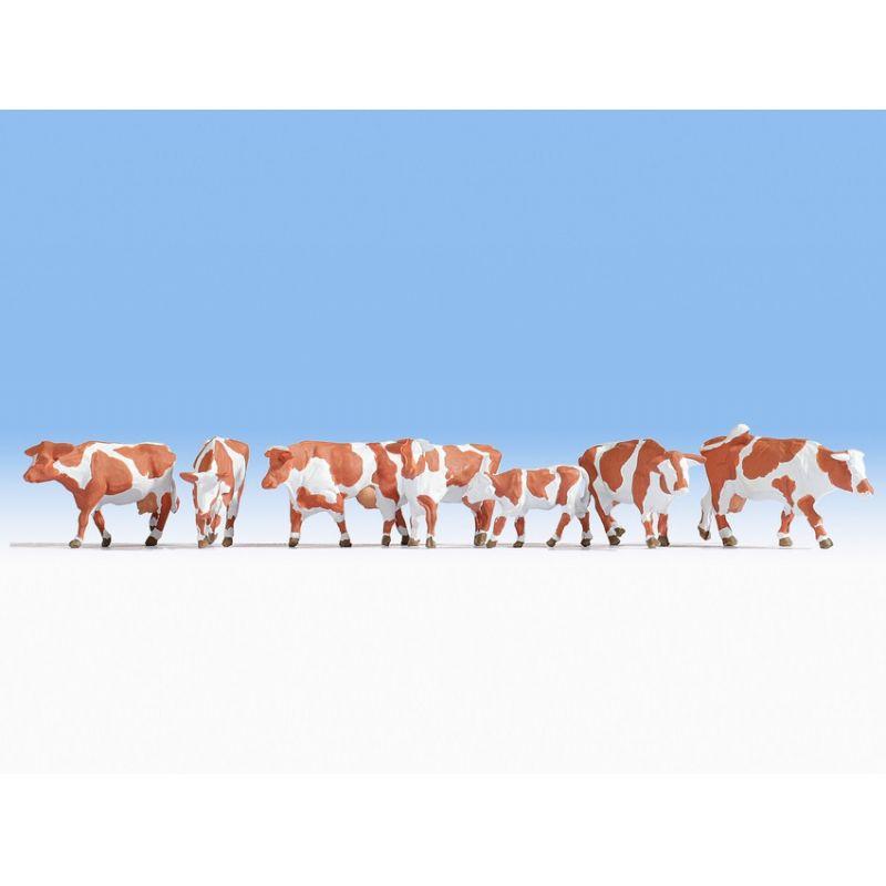 Noch 15726 Tarka tehenek (barna-fehér)
