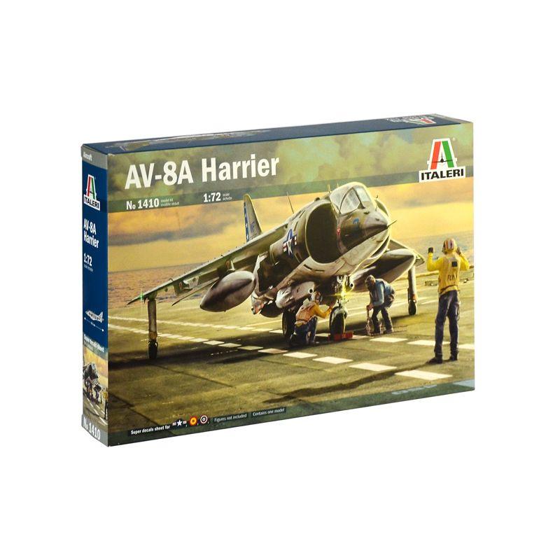 1410 Italeri AV-8A Harrier vadászrepülő 1/72