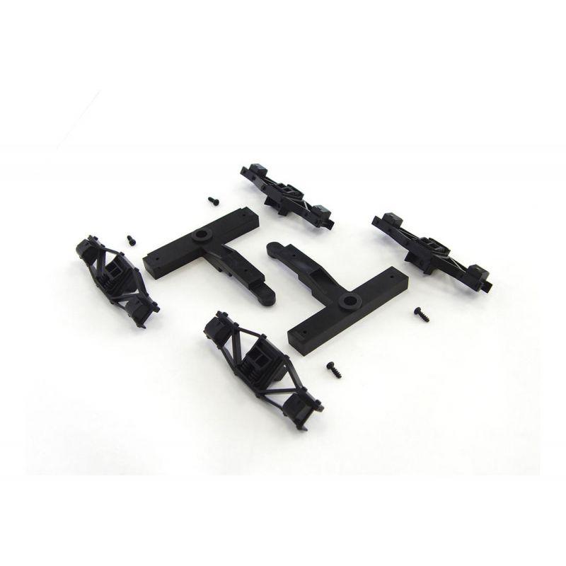 Piko 36050 Forgóvázkeret teherkocsikhoz, kerék nélkül, 2 db