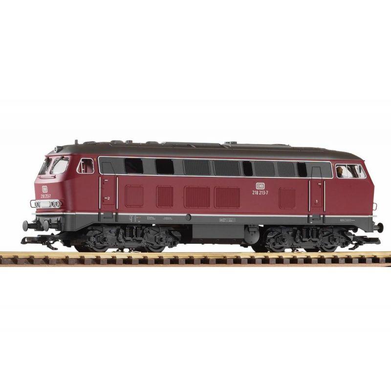 PIKO 37510 dízelmozdony BR 218 rot DB IV