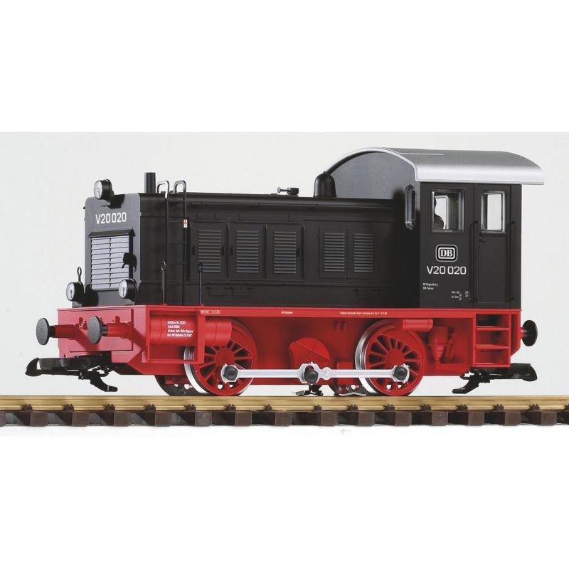 Piko 37550 G-dízel mozdony V 20 DB III