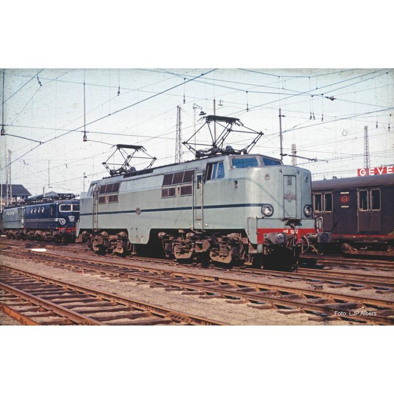 Piko 40463 N-villanymozdony 1201 NS türkis III + DSS Next18