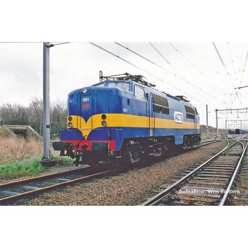 PIKO 40464 N-villanymozdony Rh 1200 ACTS blau V + DSS Next18