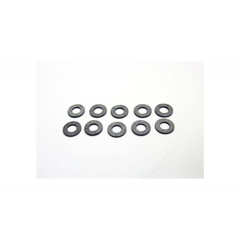 Piko 46242 Tapadógyűrű Talent 2 elektromos motorvonathoz 5 x 2,5 x 0,35 mm 10 db