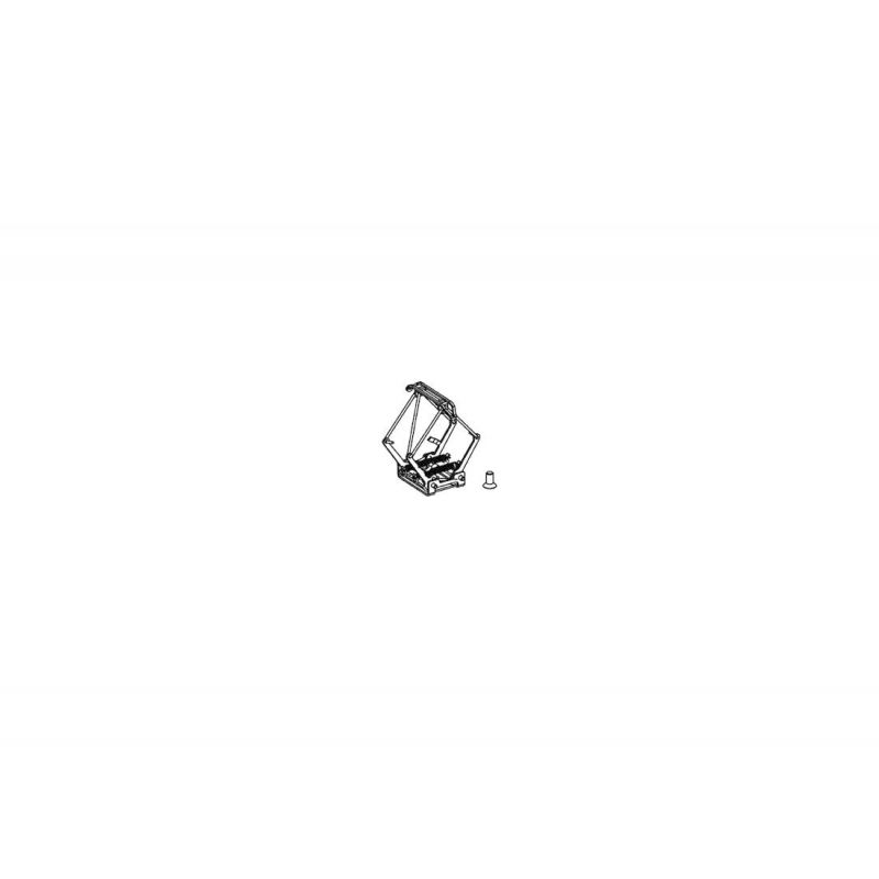 Piko 46256 Áramszedő RBS 58 N