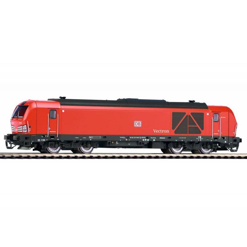 Piko 47396 TT-Dízel mozdony Vectron BR 247 DB Cargo VI + DSS PluX22