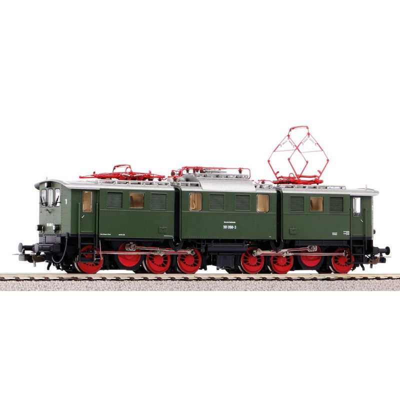 PIKO 51540 Villanymozdony BR 191 098-3, DB IV