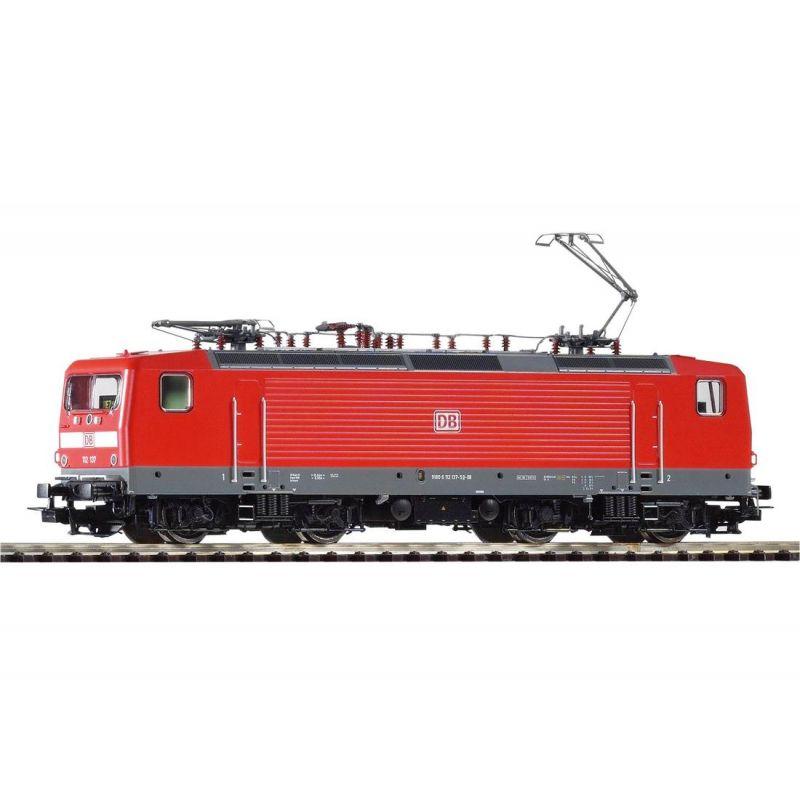 Piko 51704 Villanymozdony BR 112 121-9, DB AG VI, hangdekóderrel (hangminta)