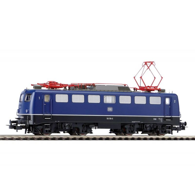 Piko 51752 Villanymozdony BR 110 176-5 , DB IV