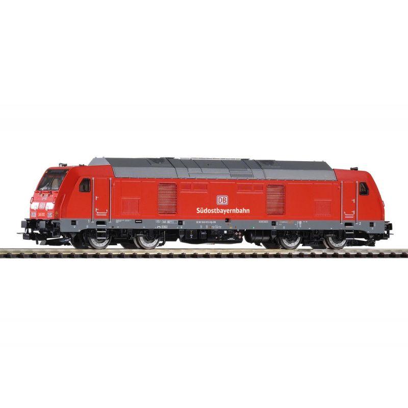 Piko 52518 Dízelmozdony BR 245 012-0 DB AG Werbung Südostbayernbahn VI