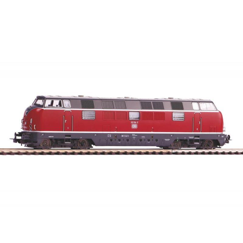 Piko 52610 Dízelmozdony BR 221 114-2, DB IV