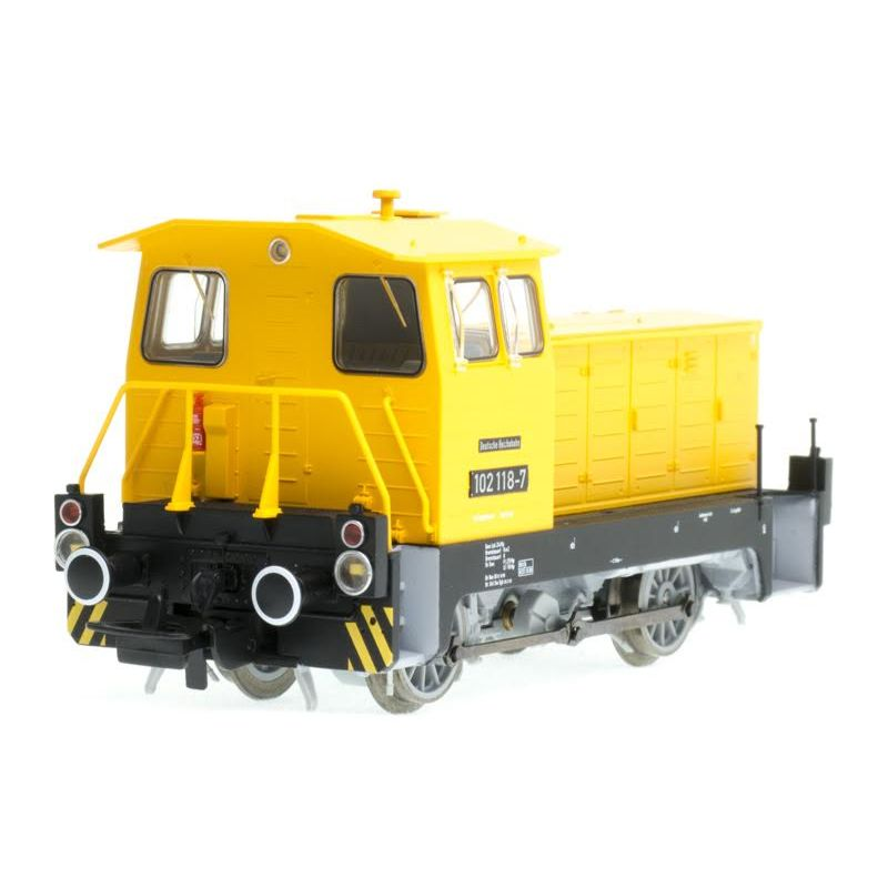 Piko 52636 Dízelmozdony BR 102 118-7, DR IV