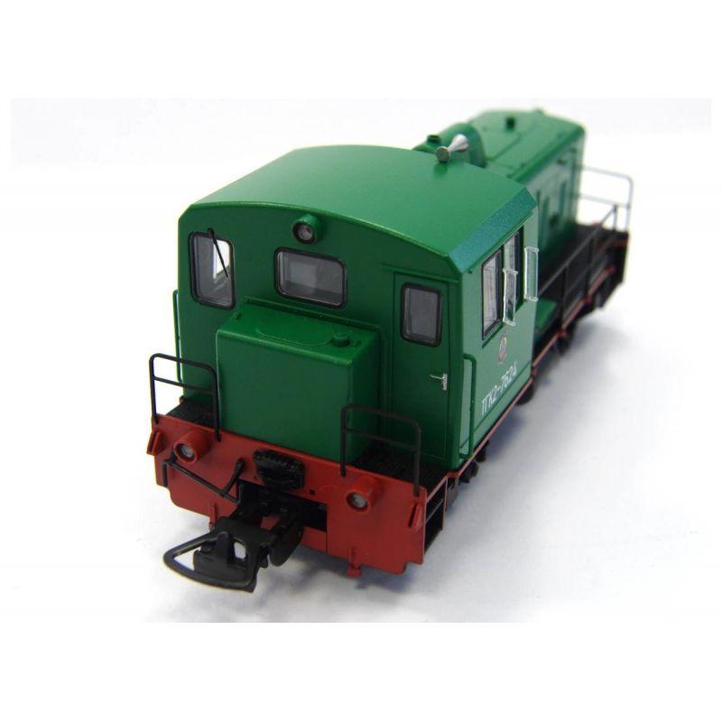 Piko 52744 Dízel mozdony TGK2-M 7624, RZD IV