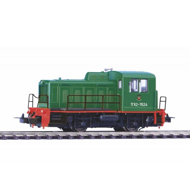 Piko 52744 Dízel mozdony TGK2-M RZD IV