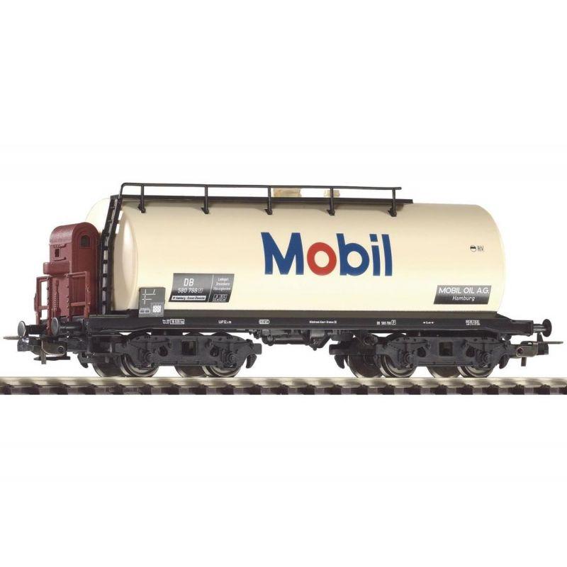 Piko 54353 Tartálykocsi fékházzal Mobil Oil AG DB III