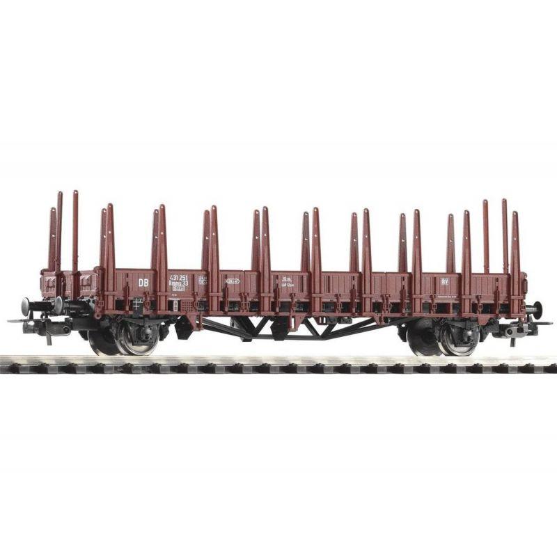 Piko 54460 Pőrekocsi rakoncákkal Rmm33 DB III