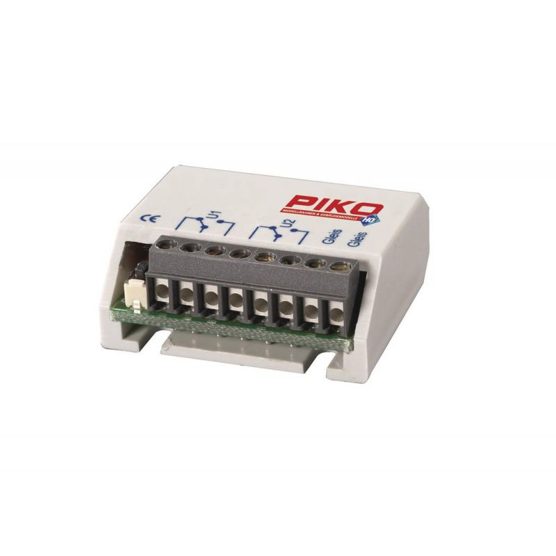 Piko 55031 Dekóder világításhoz, motorokhoz