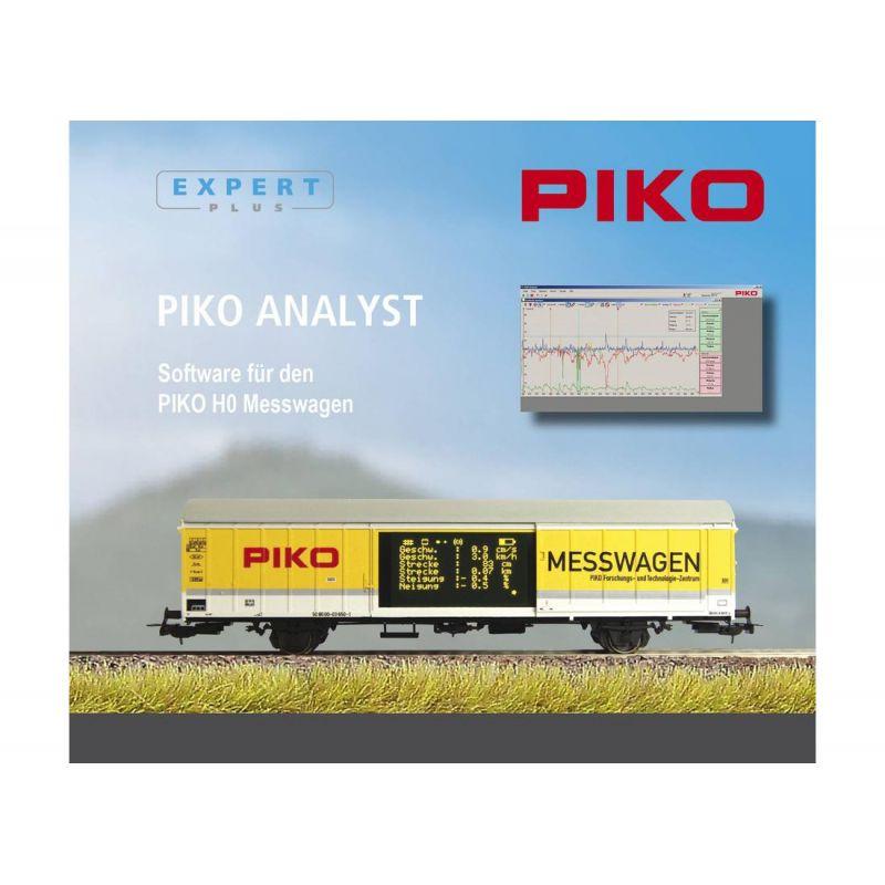 Piko 55051 Software Piko mérőkocsihoz