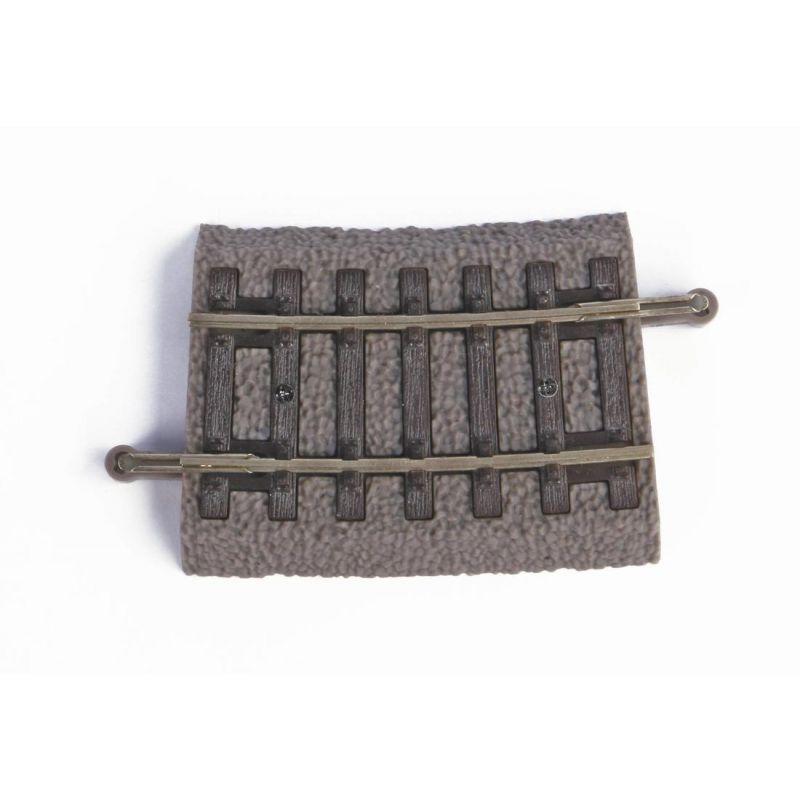 PIKO 55418 Piko A  ágyazatos íves sín R2 422 mm, 7,5, 1 db