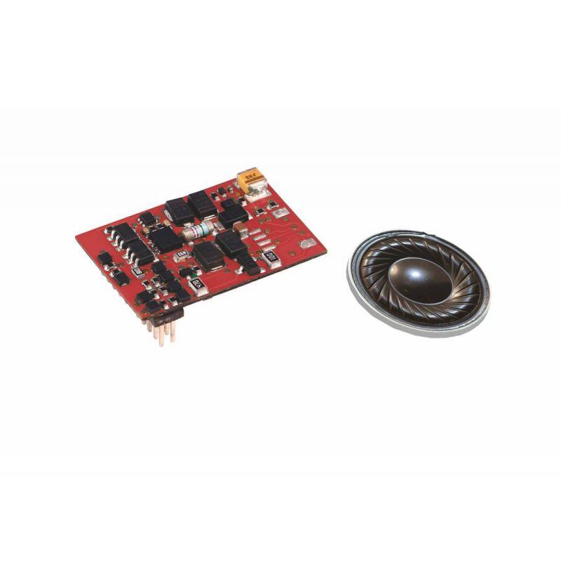 Piko 56423 PIKO SmartDecoder 4.1 Sound BR 151 PluX22 & Lautsprecher
