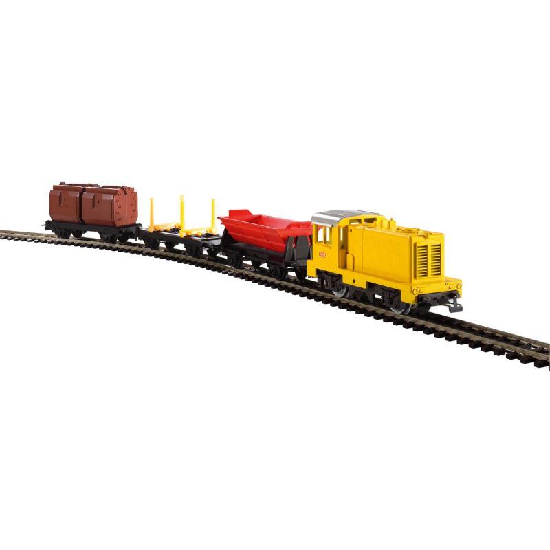 Piko 57090 My Train startszett dízelmozdonnyal tehervagonokkal