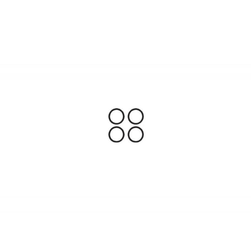 Piko 57090A-03 Hajtásszíj myTrain mozdonyokhoz (4 db)
