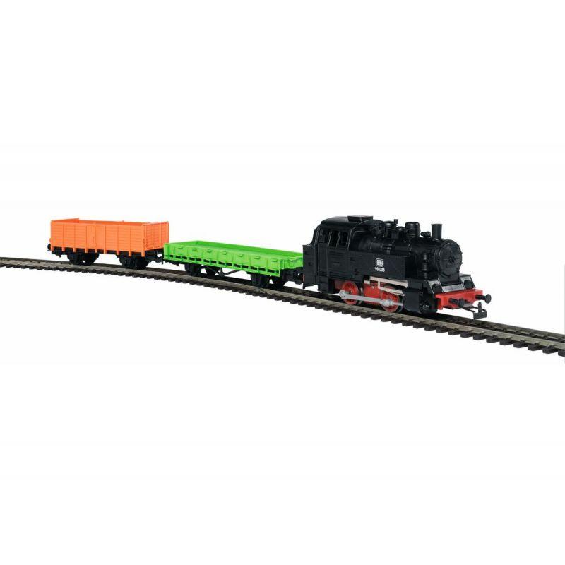 Piko 57092 My Train startszett gőzmozdonnyal tehervagonokkal