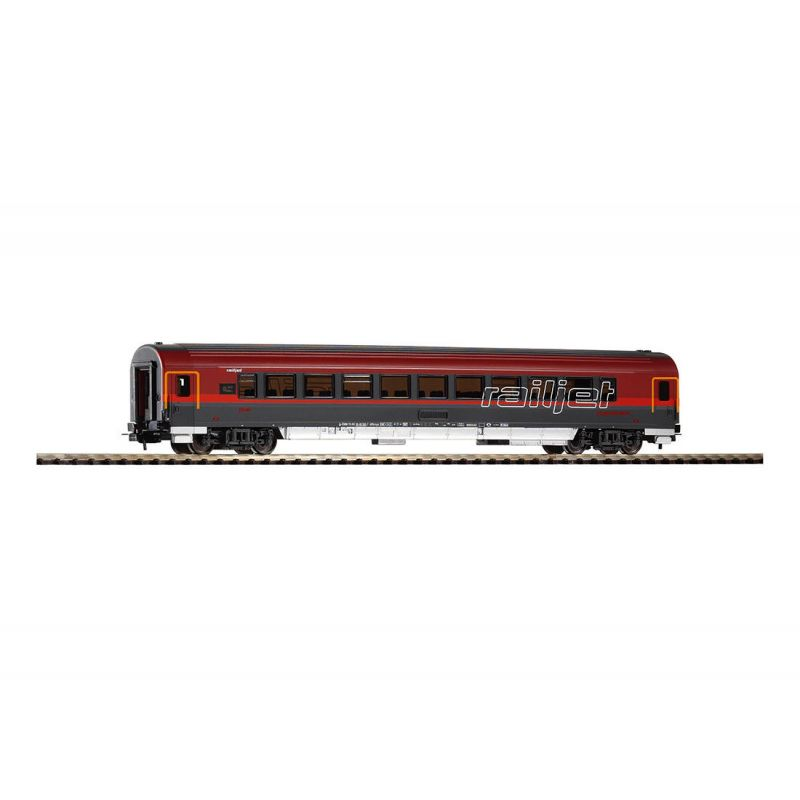 Piko 57642 Gyorsvonati kocsi 1.o. Railjet ÖBB VI